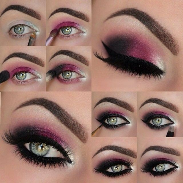 15-Stunning-Step-By-Step-Makeup-Ideas