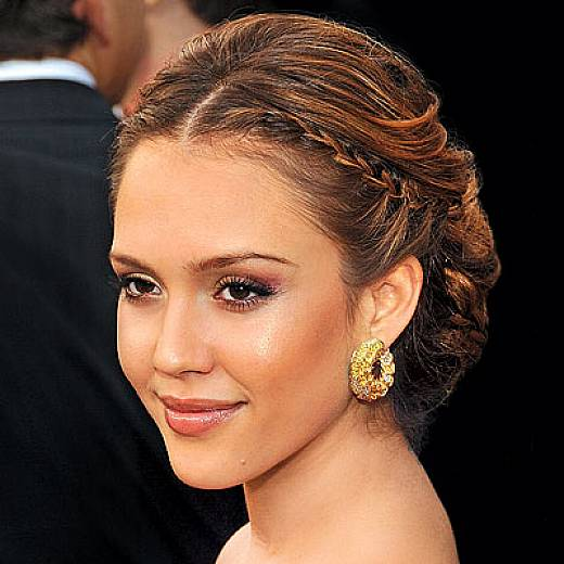 Celebrity-Updo-Wedding-Hairstyles-with-Braids