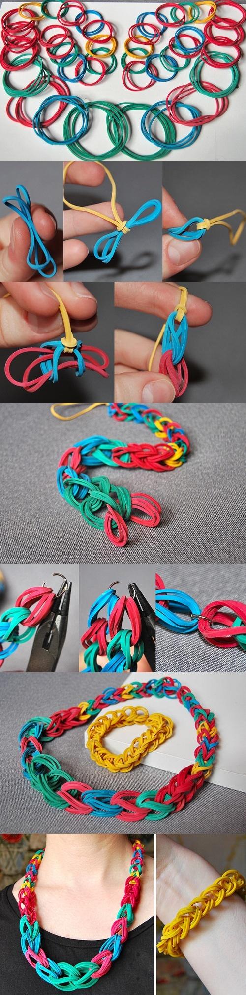 DIY-Simple-Rubber-Band-Bracelet