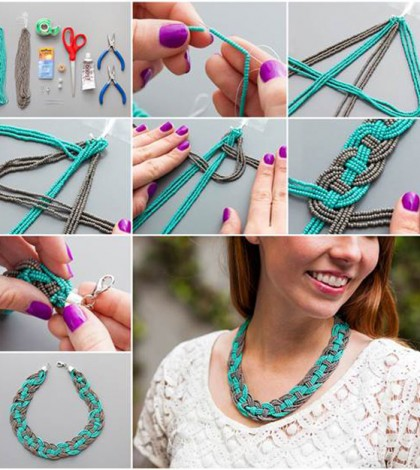 DIY-Stunning-Woven-Beaded-Necklace