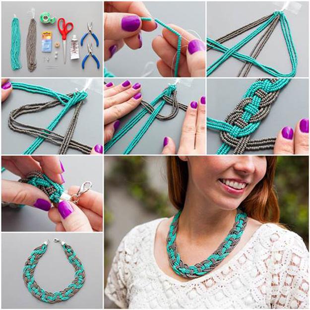 15 Must See DIY Necklace Tutorials