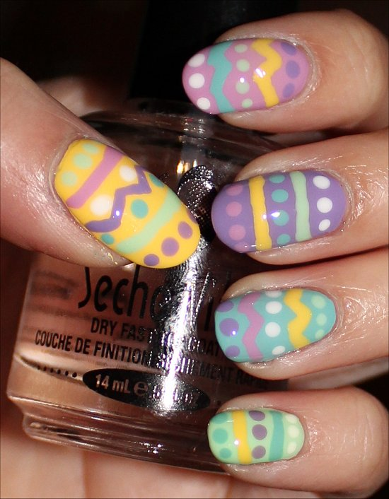 Easter-Egg-Nails-Nail-Art-Tutorial-Pictures