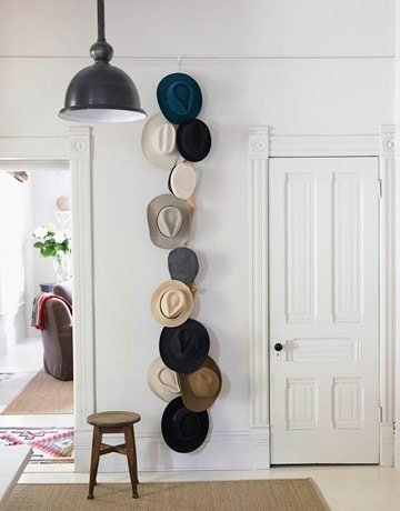 Hat-Collection-Wall-Art