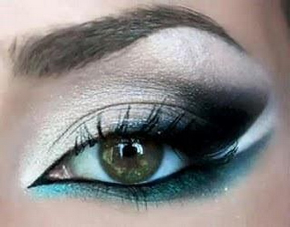 New-Year's-Trends-For-2013-Black-Water-Snake-Eye-Makeup-Style_10