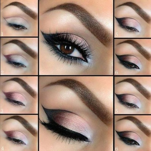 Smokey-Eye-Makeup-with-Best-Easy-Steps-2014-15-6