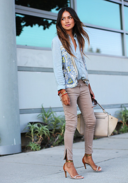 Gorgeous Pastel Outfits To Wear This Spring