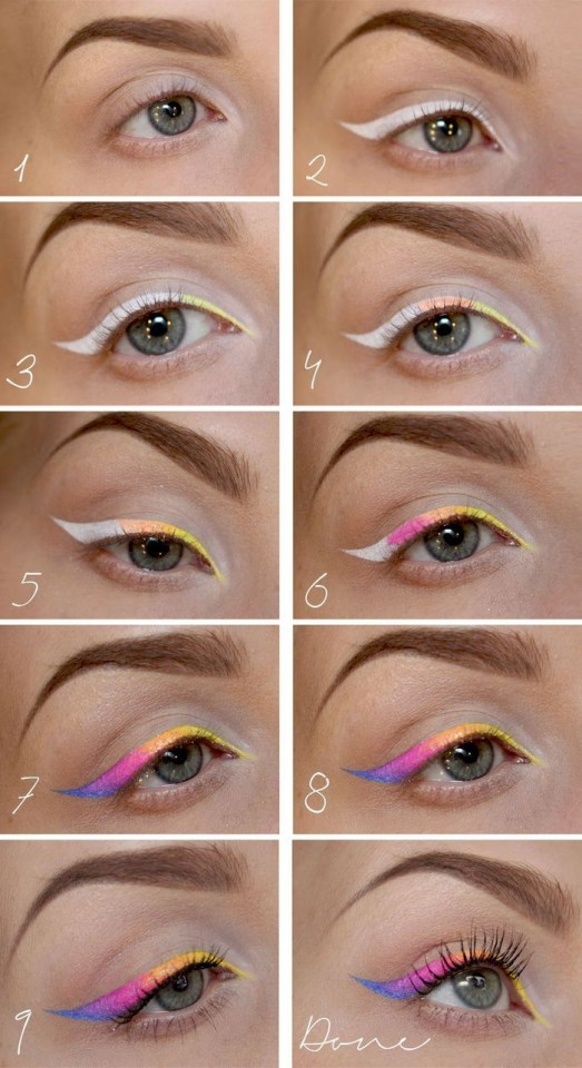 colorful-eyeliner