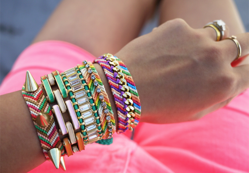 21 Bracelet Ideas To Create This Spring
