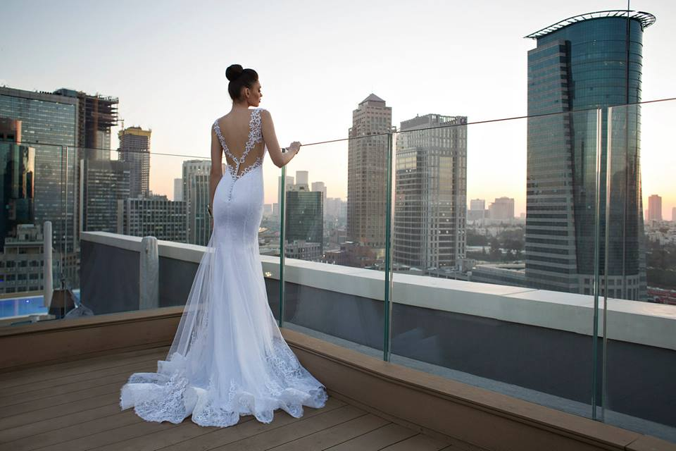 Fascinating Wedding Dress Collection by Irit Shtein