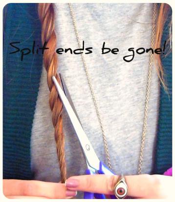 split-ends