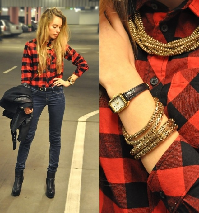 tartan-with-gold-emelents-