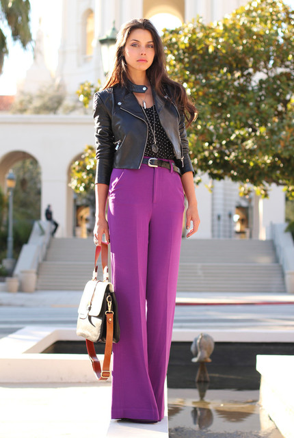 Make a Statement With Pallazo Pants