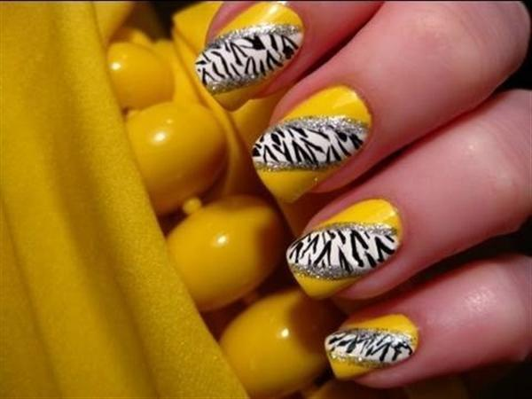 yellow-nails-1