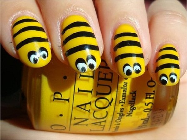 yellow-nails-9