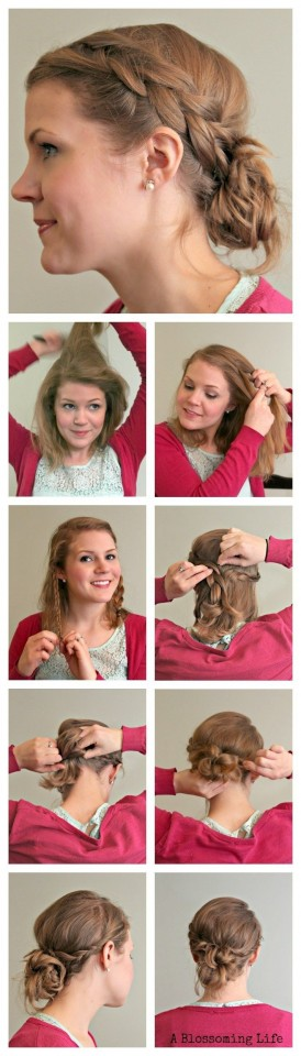 2014-Prom-Hairstyles-Loosely-Braided-Messy-Bun-Tutorial
