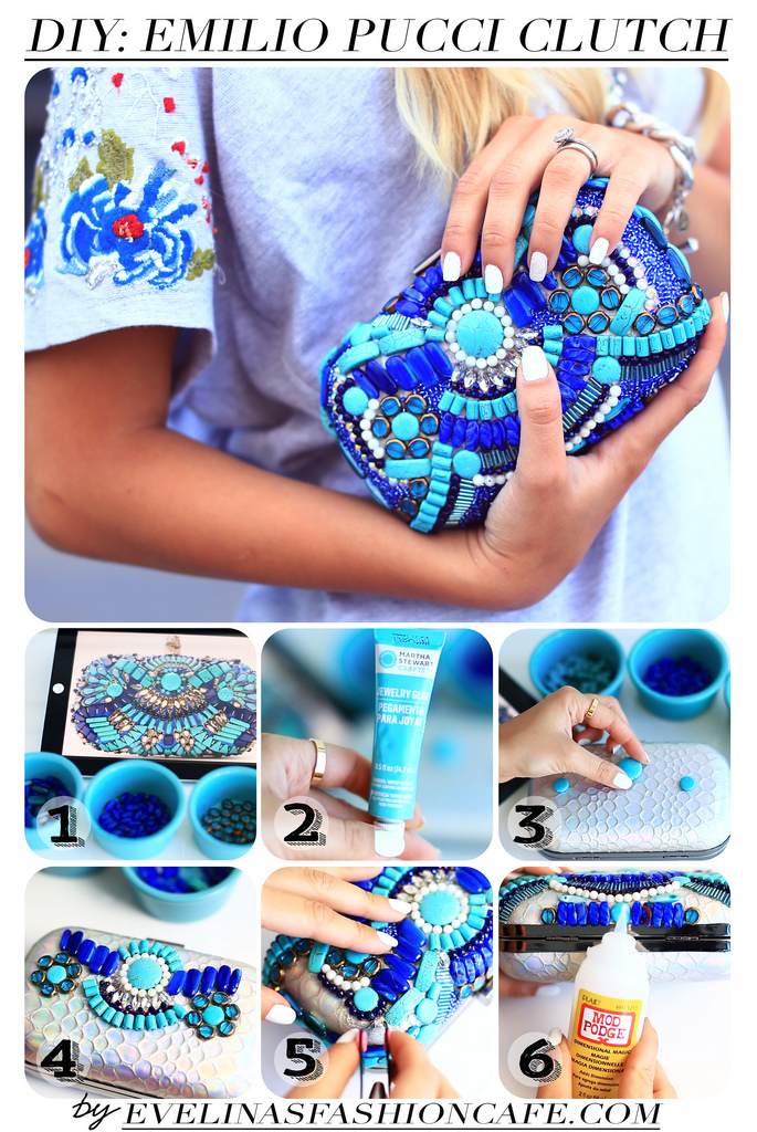 16 Creative DIY Clutch Ideas