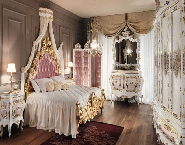 20 Ultra Luxurious Mirrored Furniture Designs For Your Bedroom