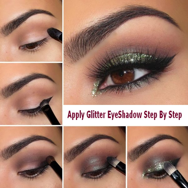 How-To-Apply-Glitter-EyeShadow-Step-By-Step-Makeup-Tips2