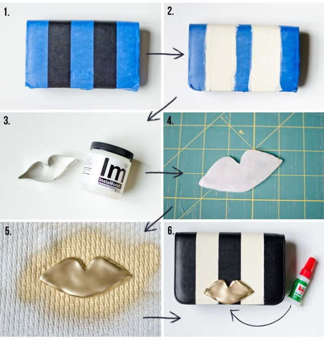 Lulu-Guinness-Clutch-DIY-steps