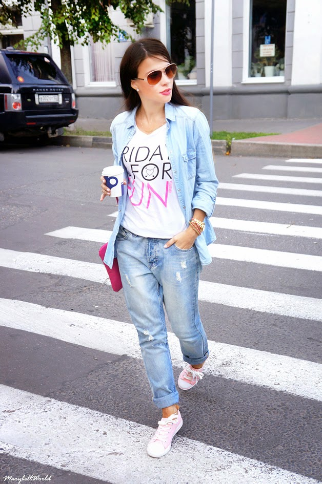 Casual Outfits To Copy This Spring