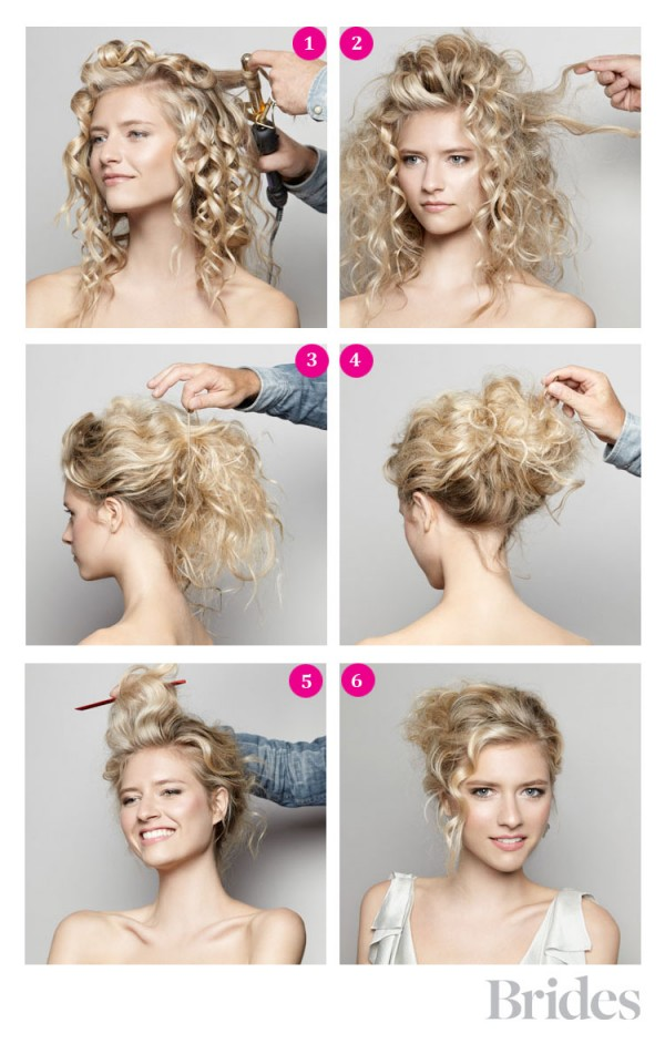 diy-guide-wedding-hairstyle-romantic-updo-Brides-magazine