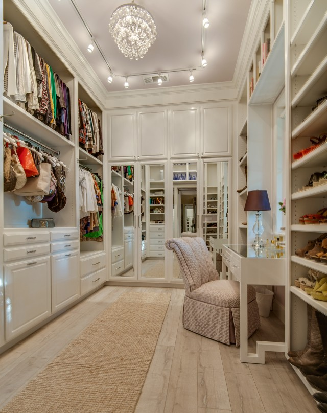 22 fabulous walk in closet designs - Walk in closet ideas ...