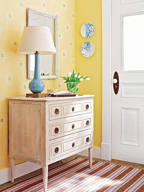 dresser-entry