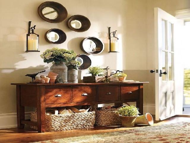 20 Amazing Entryway Decorating Ideas