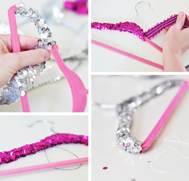 DIY-Cute-sequin-kids-hangers
