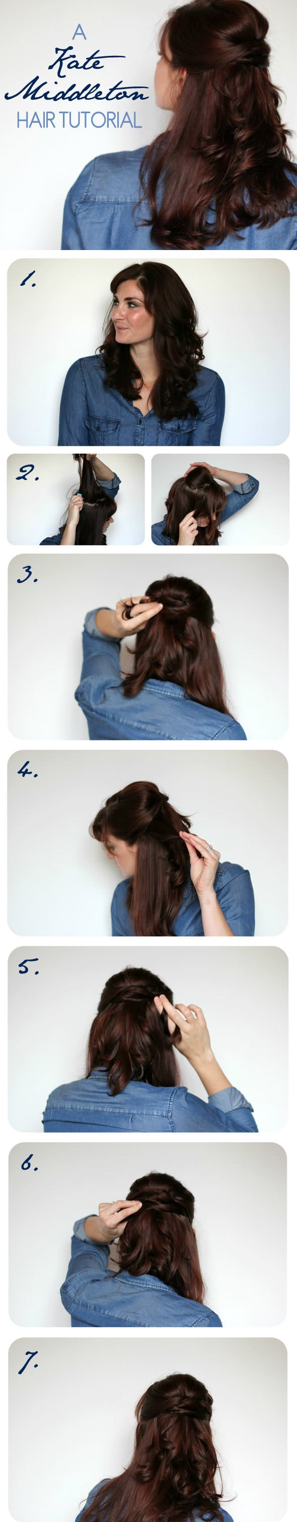 16 Super Easy Hairstyle Tutorials To Try Now