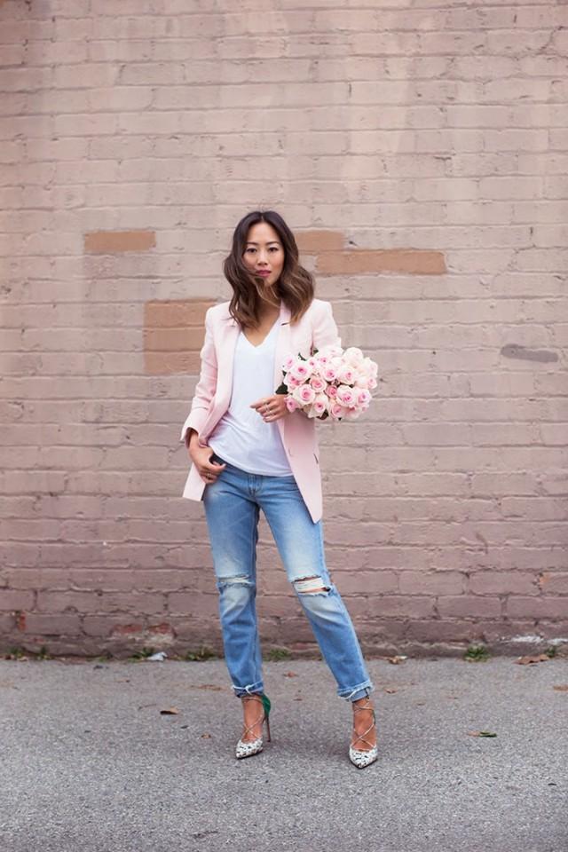 aimee_song_pink_blazer_boyfriend_jeans_pink_roses