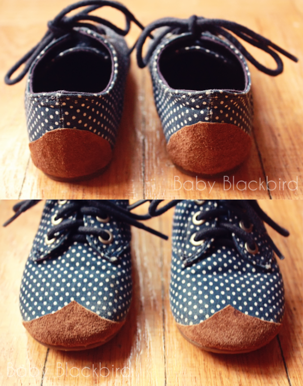 17 Lovely DIY Shoe Tutorials