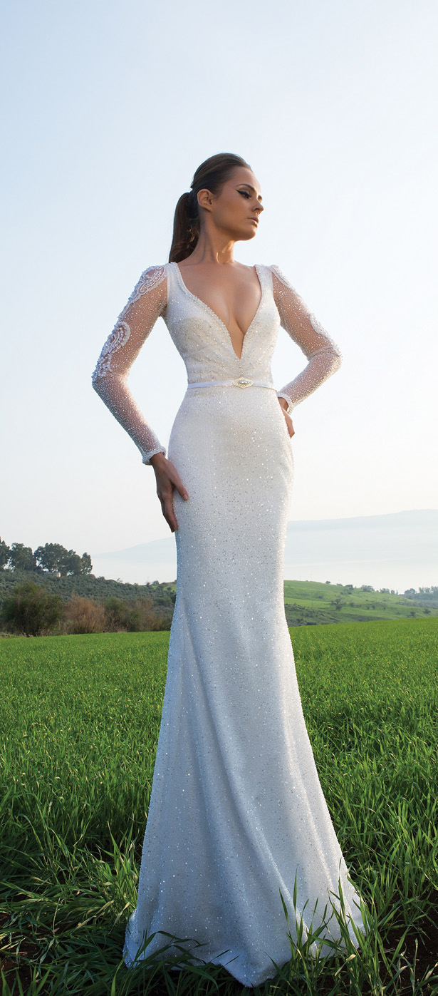 Timeless Haute Couture 2015 Wedding Dresses By Shabi Israel