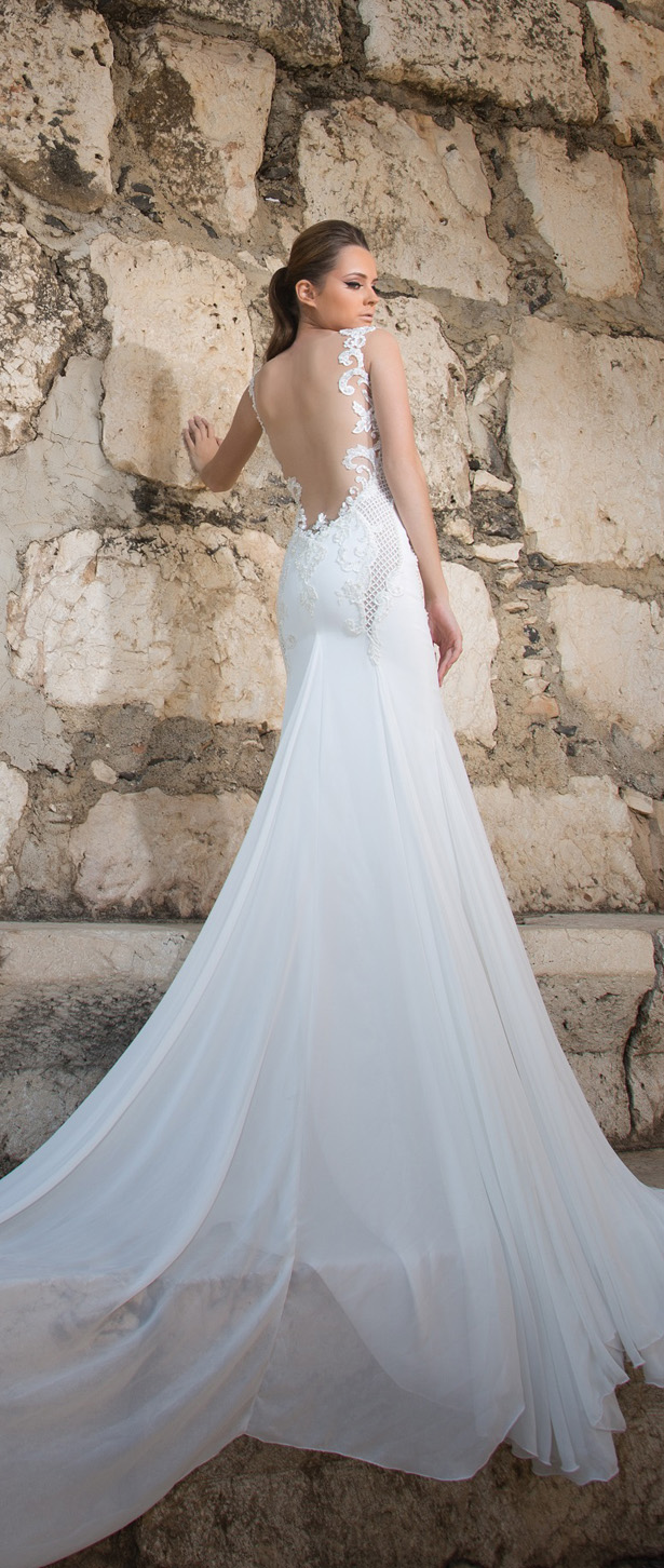 Timeless Haute Couture 2015 Wedding Dresses by Shabi & Israel