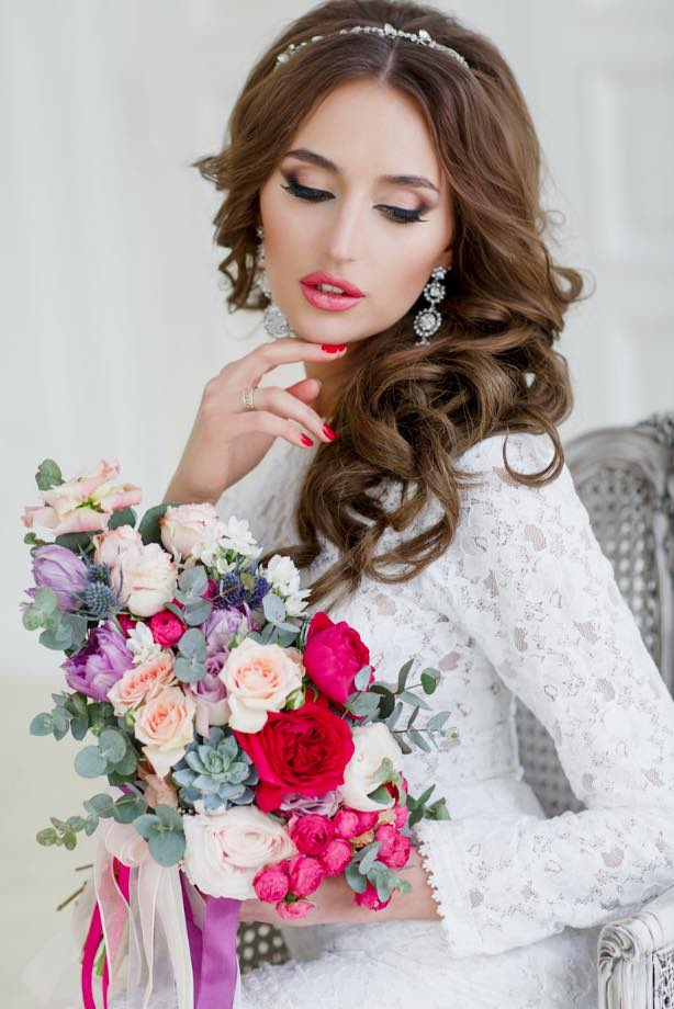 17 Lovely Bridal Makeup Ideas You Must See