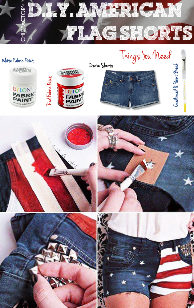 Fun 4th of July DIY Projects