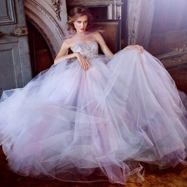 Timeless Wedding Gown: Timeless Wedding Dress Collection By Lazaro