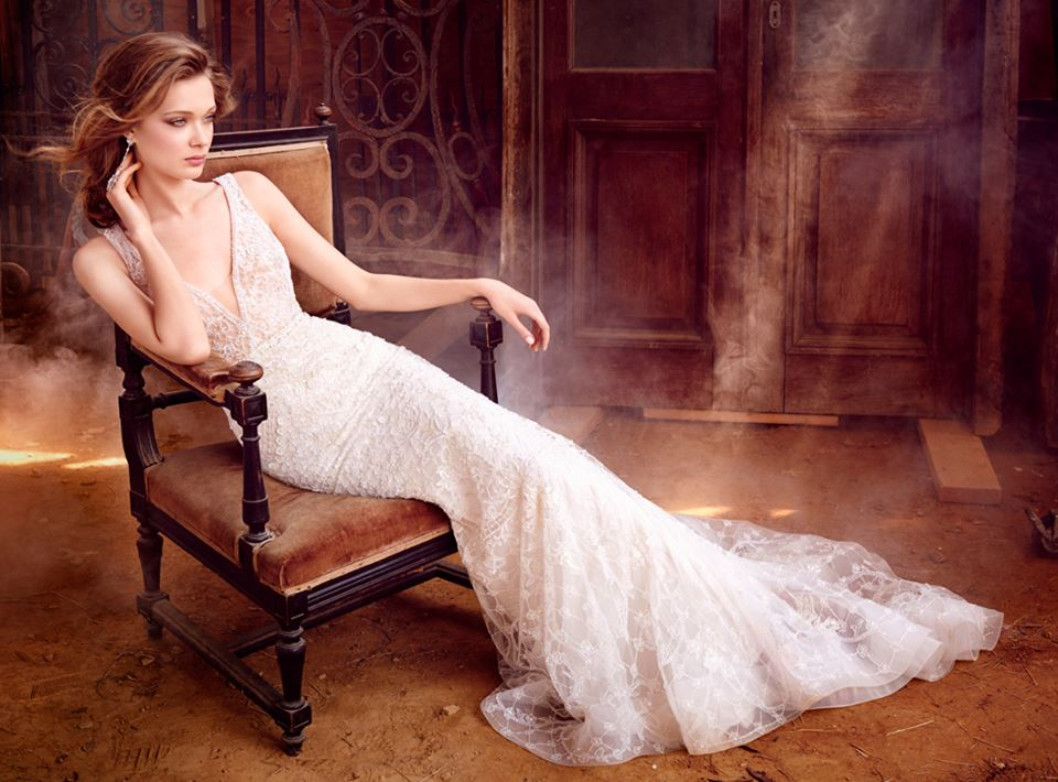 Timeless Wedding Dress Collection by Lazaro