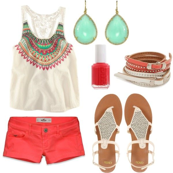 17 Summer Combinations with Shorts