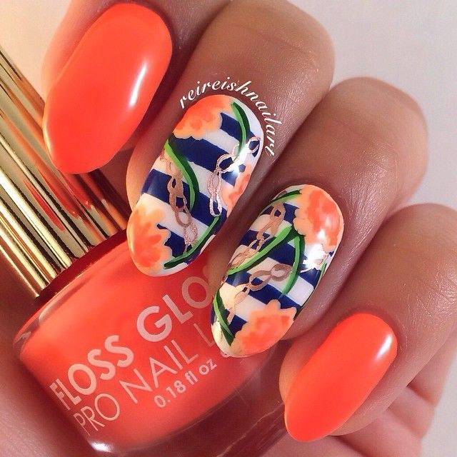 18 Summer Nail Designs to Copy Now