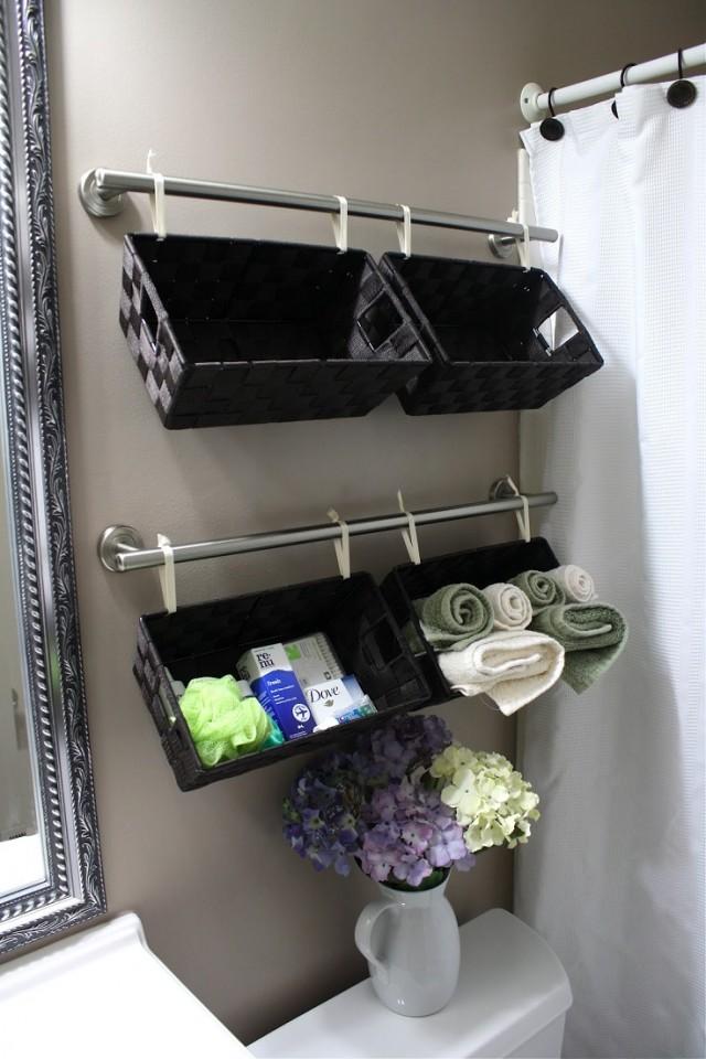 DIY-Basket-Organization