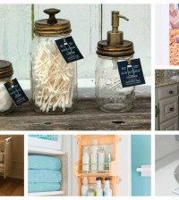 bathroom-storage- Collage