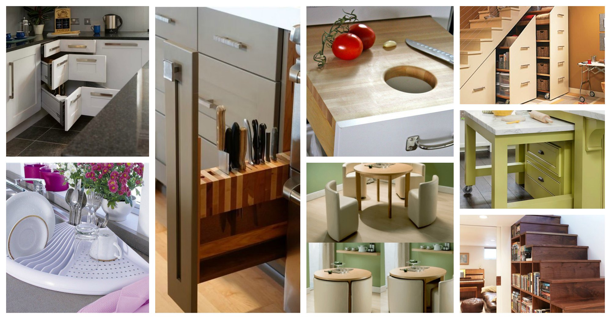 Brilliant Space-Saving Ideas You Need To See Now