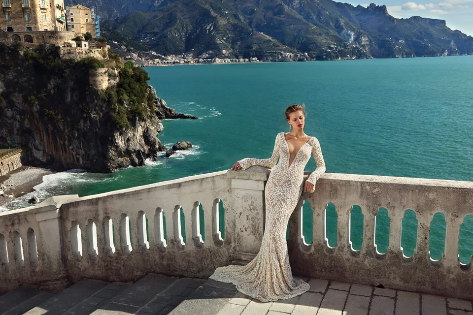 Fascinating Wedding Dress Collection by Michal Medina for Spring 2016