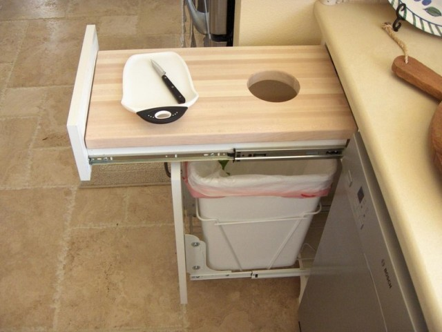 kitchen pull-out