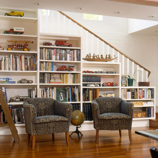 storage-ideas-under-stairs-in-livingroom