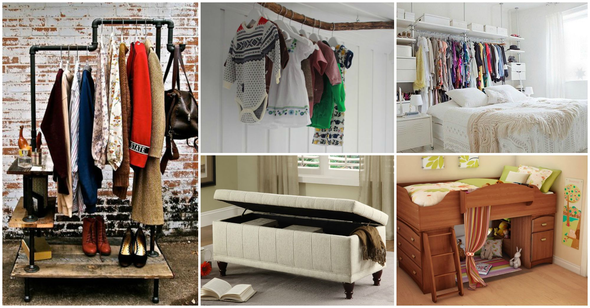 Top 10 Clothing Storage Solutions