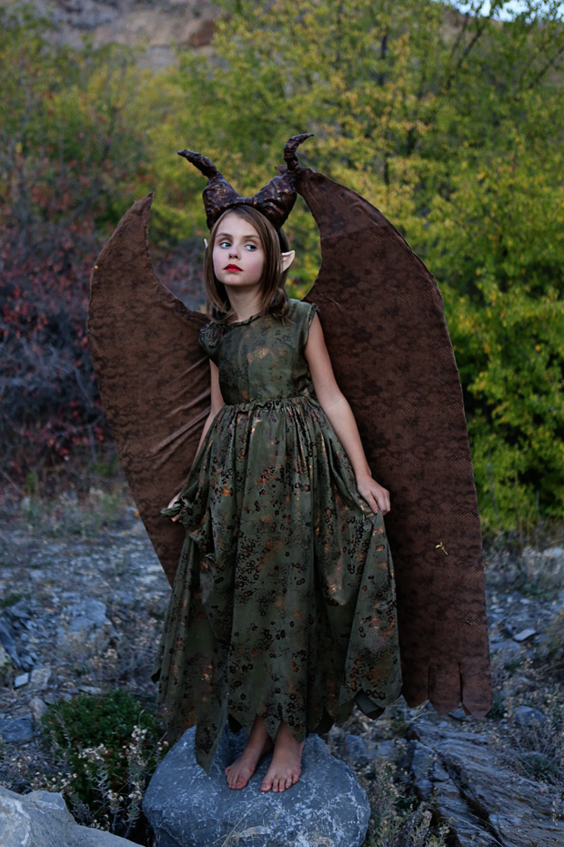 19 Fantastic DIY Halloween Costumes for Your Kids