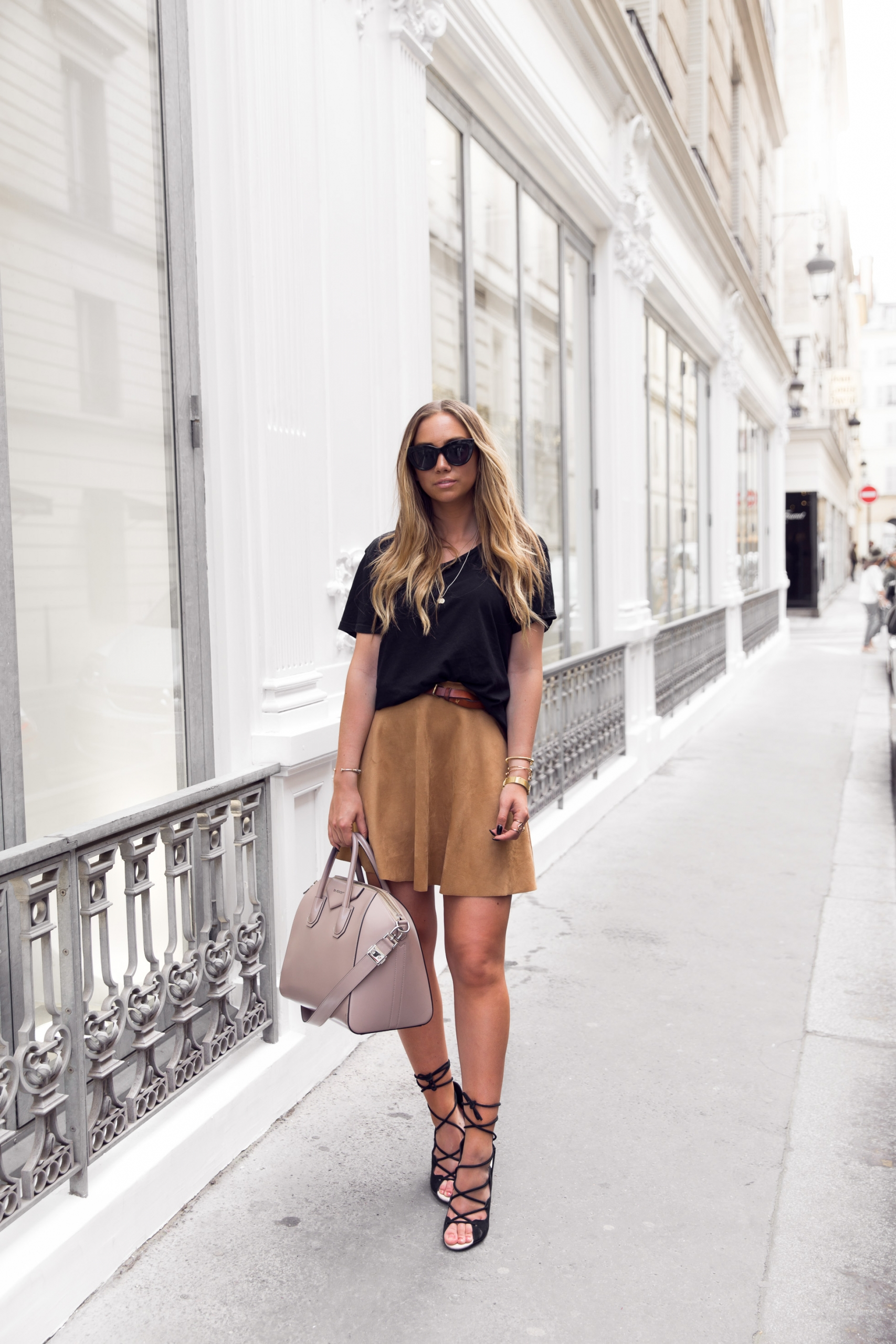 Suede & Fringe – Top Fashion Trends for Fall 2015