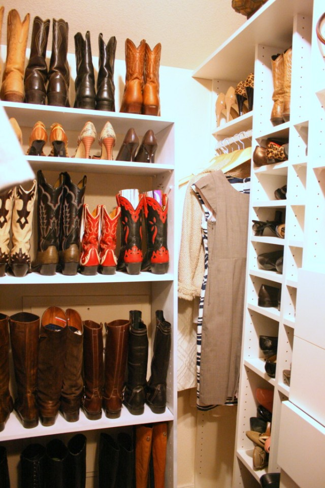 27 Awesome Storage Ideas For Your Fall Winter Footwear